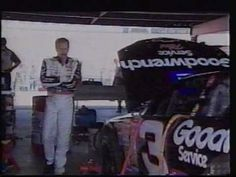 Last Public View Of Dale Earnhardt    RIP Dale Earnhardt Sr.   You will be forever missed.  :(