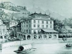 Hotel Metropole in the past