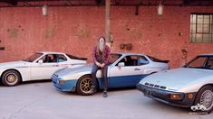 Designer and Car Collector Magnus Walker Talks About His Porsche 924 - The Drive