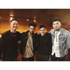いいね!1,998件、コメント7件 ― Mike Song ⚔️ KINJAZさん(@mikeosong)のInstagramアカウント: 「Always good to connect with these dudes right here.  Nothin but love and straight up respect!…」