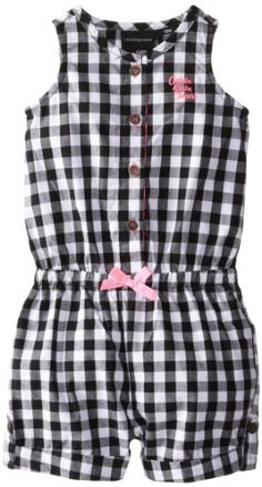 Calvin Klein Baby-Girls Infant and Checker Romper, Black, 12 Months Calvin Klein http://www.amazon.com/dp/B00EOIAGLM/ref=cm_sw_r_pi_dp_cpRQtb1HPKXG3150