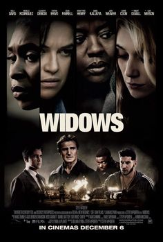 Viola Davis leads a mostly-female ensemble cast in WIDOWS, another heaist movie for 2018 in the same vein as Oceans Steve McQueen directs. 2018 Movies, All Movies, Movies To Watch, Movies Online, Movies And Tv Shows, Movie Tv, Robert Duvall, Michelle Rodriguez, Steve Mcqueen