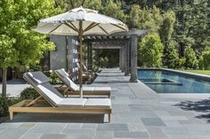 """A couple of weeks ago, as I approached the finish line of a major home construction project (and was feeling pretty good about some of my design decisions), the stonemason arrived and asked how I'd like the bluestone deck to look. """"There are choices?"""" I asked. Until that moment I hadn't realized there were a range of details to consider, such as color, pattern, texture, and edging. If you find yourself in the same position, I've done the research for you; here's what I learned:"""