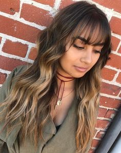 Long+Layered+Hairstyle+With+Light+Bangs