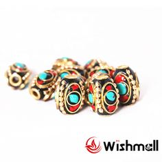 Wholesale Nepal tibetan beads diy Jewelry Findings & Components fittings apmatypa Schmuck Accessoires free shipping $7.90