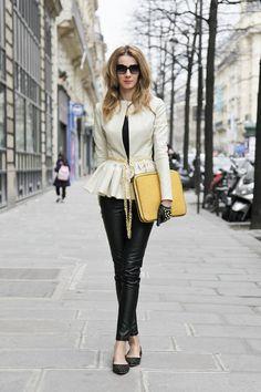 streetstyle Parijs