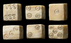 Ancient Resource: Ancient Roman Gambling Dice for Sale