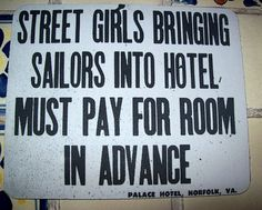retro mouse pad vintage sailors and street girls sign pin up rockabilly kitsch via Etsy
