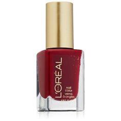 Loreal Nail Polish, Red Nail Polish, Red Nails, Brow Tattoo, Dark Red Lips, Fusion Ink, The Violet, Perfume, Nail Polish Collection