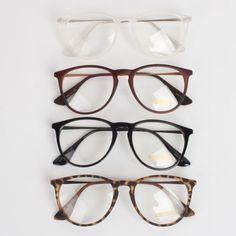 2688155c8ab New Men Women Unisex Nerd Geek Clear Lens Eyewear Retro Wayfarer Glasses