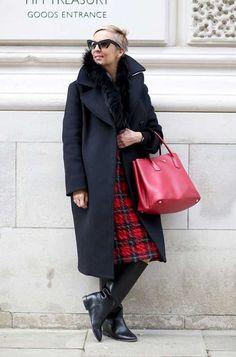What ELLE Wears: LFW a/w 2015   Fashion, Trends, Beauty Tips & Celebrity Style Magazine   ELLE UK
