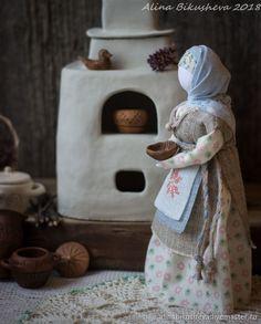 Soft Sculpture, Sculptures, Eslava, Doll Crafts, Model Homes, Doll Toys, Primitive, Medieval, Folk
