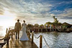 Casamentos no Ponta dos Ganchos - Santa Catarina - #wedding #bride&groom