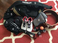 The 13 essential items you should have in your gym bag to remove excuses, workout more often, recover faster, and get stronger!