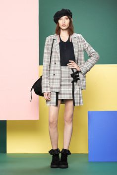 Chloë Sevigny for O.C. Spring 2015 Ready-to-Wear - Collection - Gallery…
