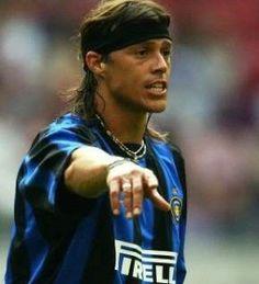 Argentine Matias Almeyda for Inter Milan