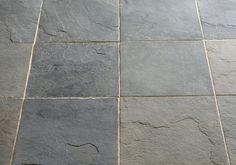 Slate Stone Flooring | ... Grey Slate | Floors of Stone | Stone Tiles | The Good Floor Store