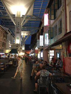シンガポールチャイナタウン