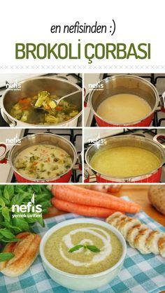 Brokoli Çorbası Tarifi (videolu) nasıl yapılır? 32.204 kişinin defterindeki bu tarifin resimli anlatımı ve deneyenlerin fotoğrafları burada. Yazar: Elif Atalar