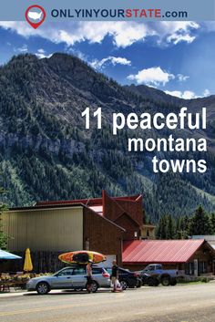 Travel | Montana | Sites | Unique | Attractions | Adventure | Explore | Weekend | Activities