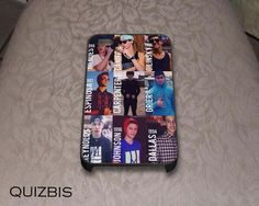 Magcon Boys Family for iPhone 4/4S Case iPhone 5/5S/5C by QUIZBIS, $11.99