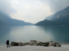 Dolomiti Lago di Molveno, Vittore Fossati