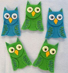 made out of brown for the Brownie Owl?