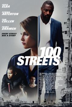 100 Streets movie