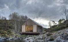 Boat House, de Tyin Tegnestue Architects