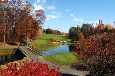 Golf course at Cragun's Resort and Hotel on Gull Lake (Brainerd, MN) - ResortsandLodges.com #travel #golf