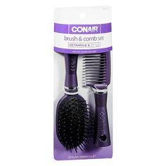 Conair Brush and Comb Set - 1 ea