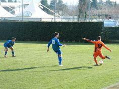 L'assist di Idromela (Arezzo) nel primo gol della Rappresentativa vs Fiesolecaldine