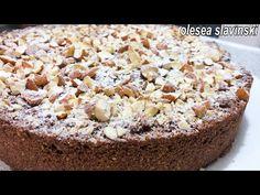 Easy Cake Recipes, Cake Cookies, No Bake Cake, Banana Bread, Cheesecake, Bbq, Chocolate, Desserts, Youtube