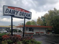 The Dairy Dream drive-in on Route 176 just west of Butterfield Road has been a favorite for ice cream, burgers, beefs and hot dogs since 1961.