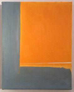 "Saatchi Art Artist Rossano Liberatore; Painting, ""Ed è subito sera"" #art"