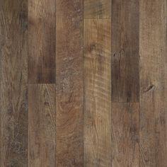 wood flooring alternatives | Vinyl Wood Floor Planks - a great way to have a wood look in wet areas