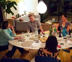 Reining in Ambition: 3 Tips for a Successful Dinner Party