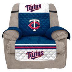 MLB Minnesota Twins Recliner Slipcover