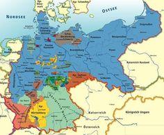 Werbematerial - Bundesstaat Deutschland
