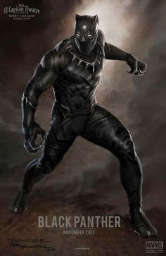 Black Panther MCU concept art
