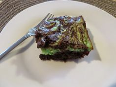 Ever Ready Irish Cream Swirl Brownies recipe posted March 5, 2015