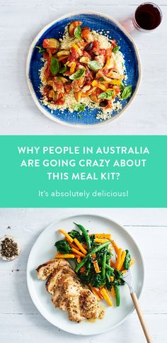 Let's face it - our lives are busier than ever, and despite the joy a home cooked meals brings, dinnertime is sometimes the hardest part of the day. So many Australians are turning to meal kits for their weeknight cooking. Here's why...