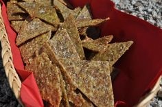 Alkaline Diet Recipe #33: Salty Chips N' Crisps