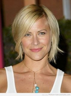 Image result for Medium Hair Styles For Women Over 40