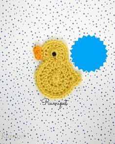 Rubber duck appliqué...free pattern!