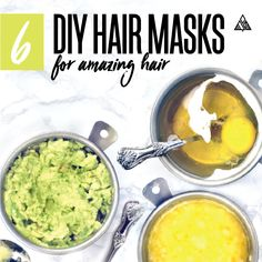 Because your hair needs love too!