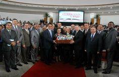 CPAD realiza cerimônia de lançamento do Novo Currículo de Escola Dominical