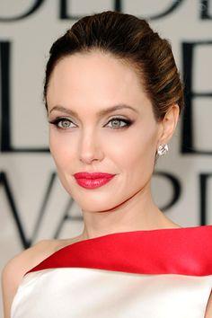 Angelina Jolie - smoked outer corners