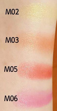 #エレガンスクルーズファインカラー Elegance cruise #M02 #M03 #M05 #M06 Eyeshadows, Print Tattoos, Eye Shadows, Eyeshadow, Eye Liner, Eye Shadow