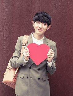 "Exo - Chanyeol ""Hmmm..? Let me think first.... YES! You'll e mine forever. <3"""